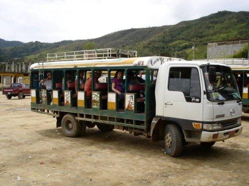 Camionnette - bus